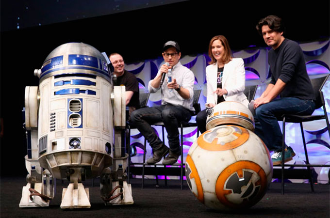 Star Wars Celebration reúne a fanáticos del universo de George Lucas